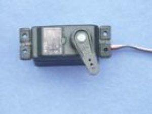 Servohebel Verzahnung 6mm Dmr.