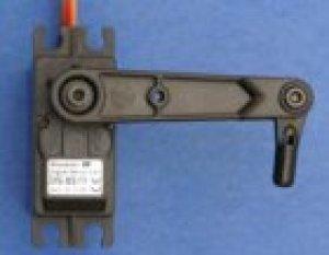 Gabelservohebel 25-55   Verzahnung 6mm Dmr.